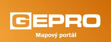 Mapový portál Gepro